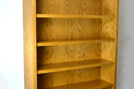 Custom made timber furniture Bookcase