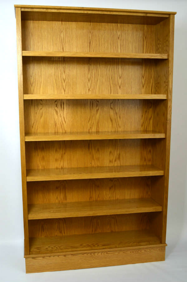 Custom made timber furniture Bookcase