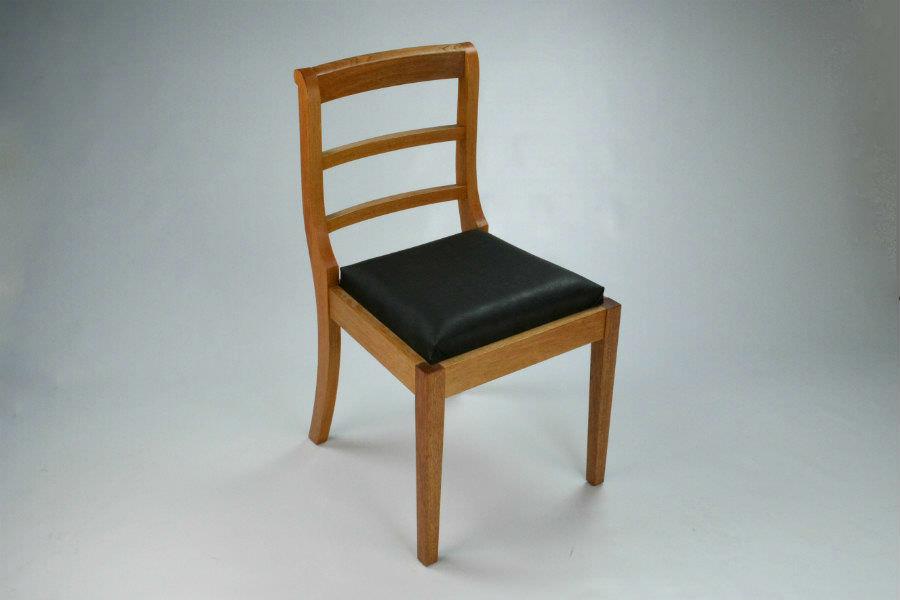 Custom made timber furniture. Custom made furniture and furniture maker. Custom made chair.